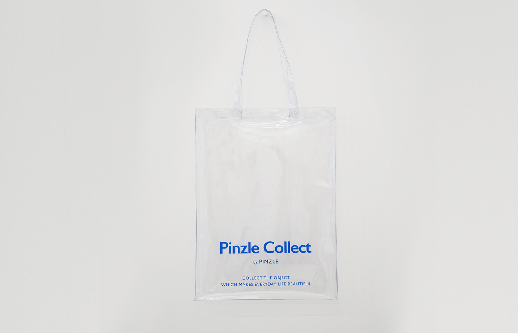 PVC Art Bag (Vertical)