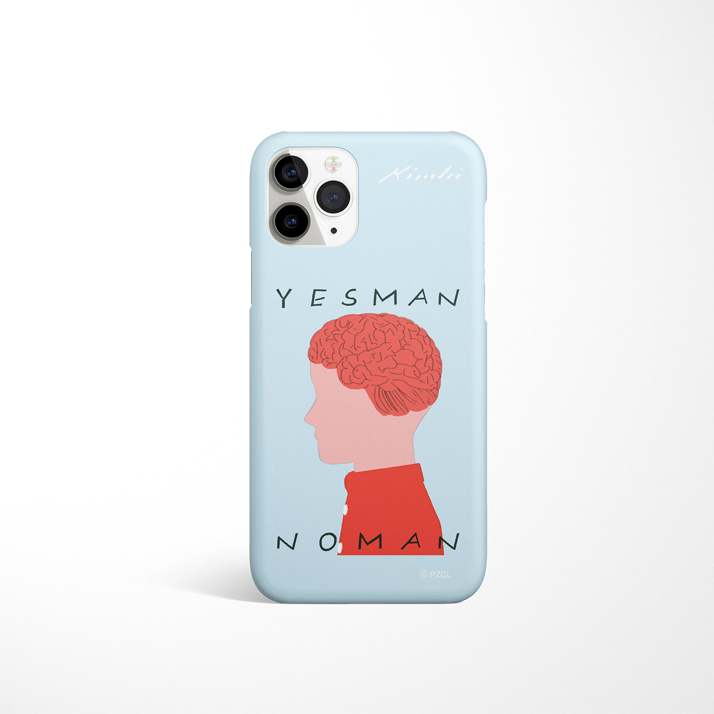 Hard Case - Yesman-Noman
